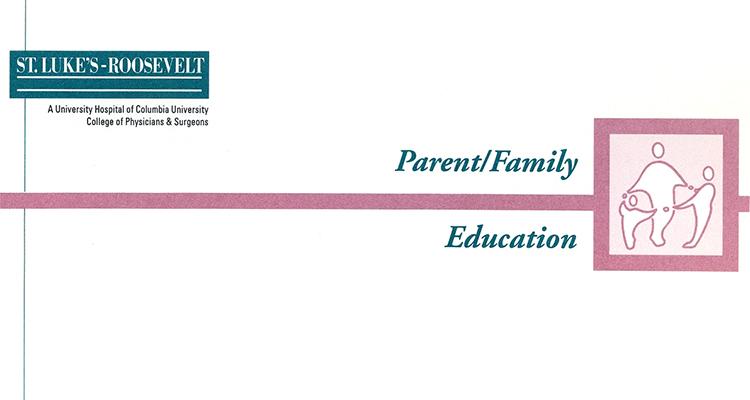 Parent Family Program | Icahn School of Medicine