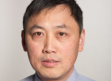 Photo of John Cijiang He