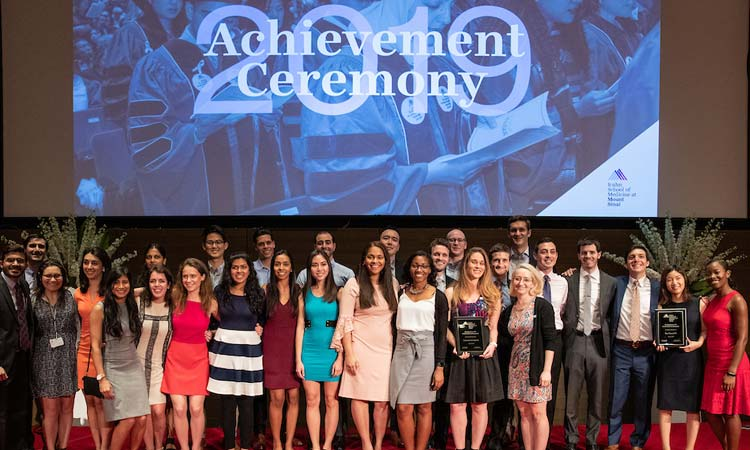 Student researchers awarded at achievement ceremony