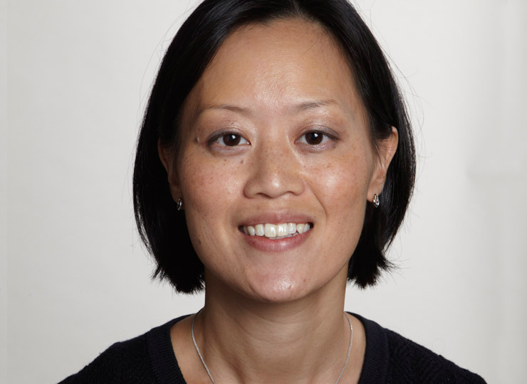 Photo of Charissa Chang