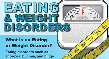 eating disorders infographic