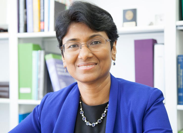 Photo of Madhu Mazumdar