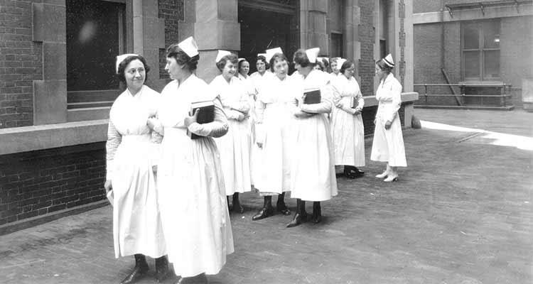 Mount Sinai Hospital School of Nursing, 1882-1973 | Icahn