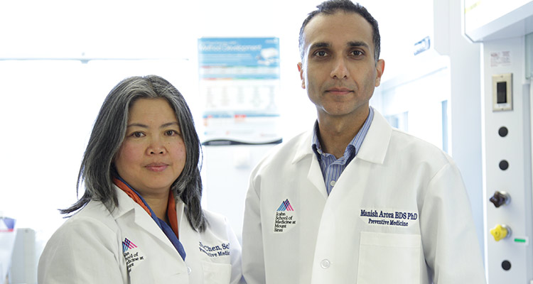 Two Physician Scientists from the Department of Preventive Medicine