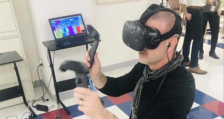 Immersive Virtual Reality for Chronic Neuropathic Pain After Spinal Cord Injury: A Feasibility