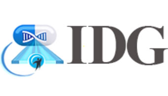 image of the IDG logo