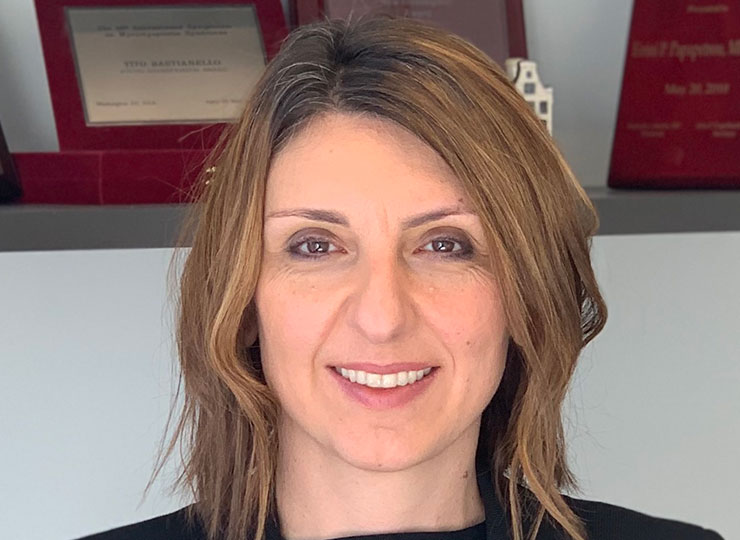 Photo of Eirini Papapetrou