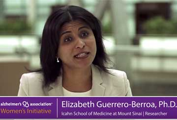 A World Without Alzheimer's Disease (Elizabeth Guerrero)