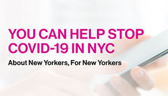 Mount Sinai Launches COVID-19 App to Track Spread of Virus Across New York City
