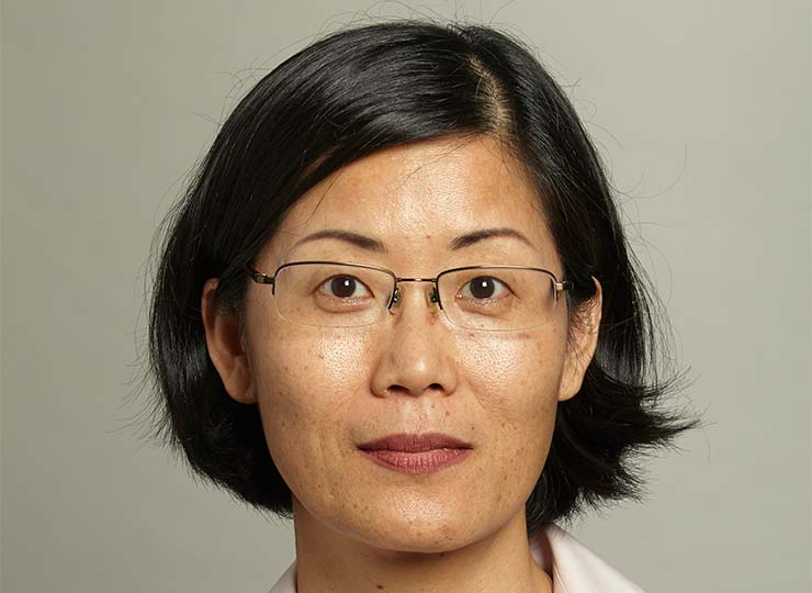 Photo of Seunghee Kim-Schulze