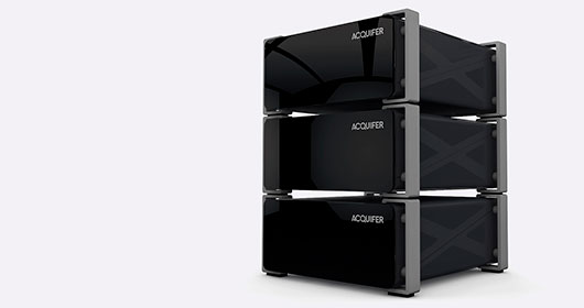 Acquifer HIVE storage system