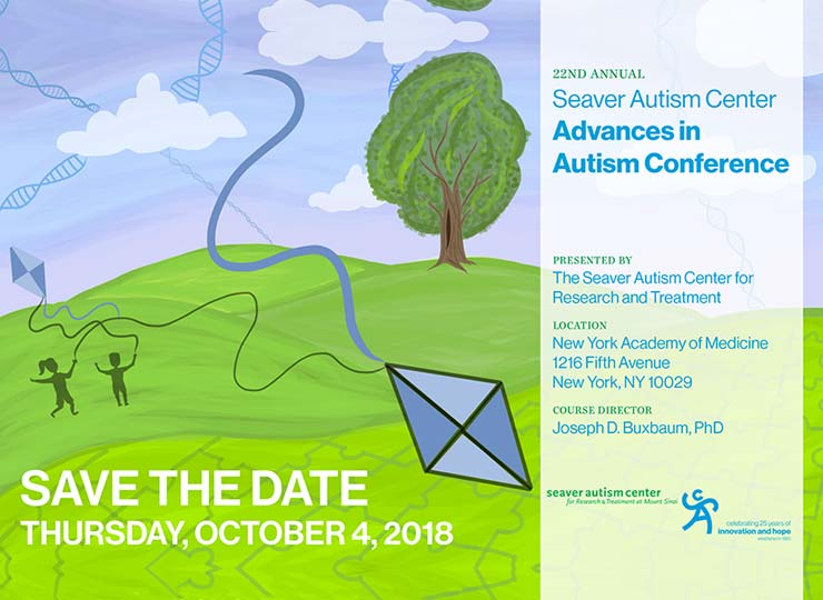 Seaver Autism Center Advances in Autism Conference