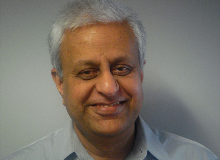 Photo of Srinivas (Ravi) Iyengar
